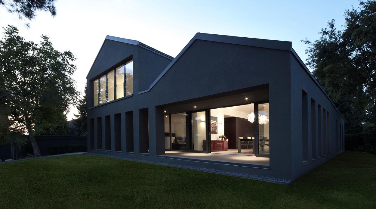 Haus SLM - archequipe