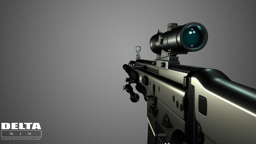 Delta Six Gun Controller Anthony Barcelo S Portfolio