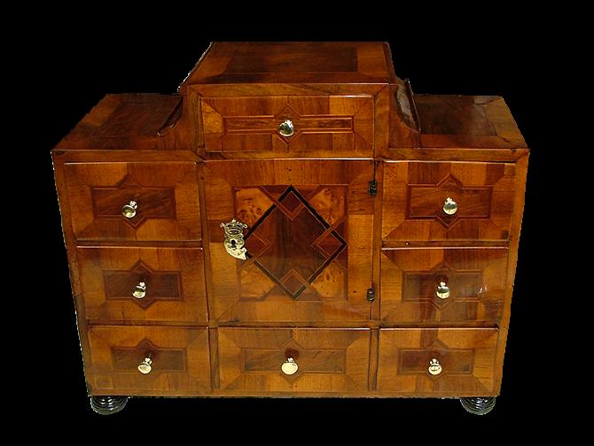 Biedermeier chest - Alcedines Antique  Art Restoration Studio
