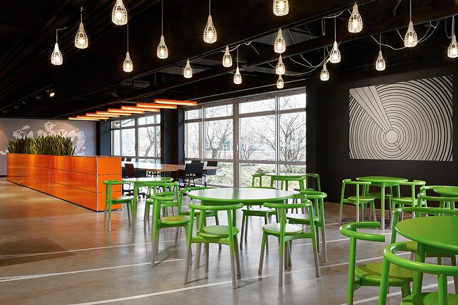Nike Meeting Rooms